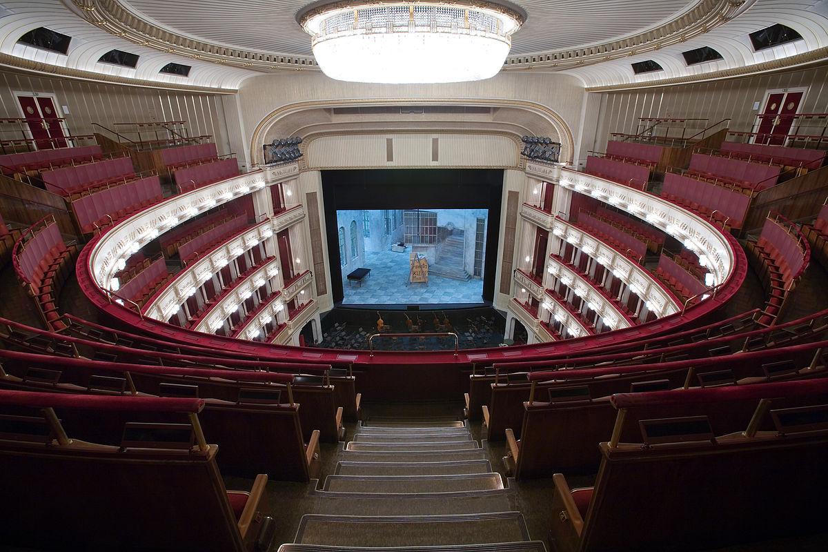 Para U00edso  Teatro