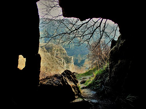 View from Geghard monks' cave.jpg