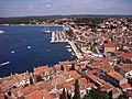 View from tower on the northern harbor of Rovinj (372355876).jpg