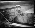 View of turbine pit gate mechanisms. - Dam No. 4 Hydroelectric Plant, Potomac River, Martinsburg, Berkeley County, WV HAER WVA,2-SHEP.V,1-49.tif