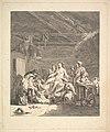 Vignette of the first volume, page 165- Usage des Russes après le Mariage et avant la Noce, from Voyage en Sibérie fait par ordre du Roi en 1761 -...-, Paris, 1768 by Chappe d'Auteroche MET DP828998.jpg