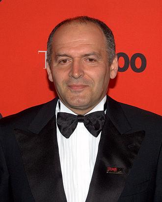 Victor Pinchuk - Pinchuk at the 2010 Time 100 Gala