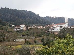 Miranda do Corvo - A view of Vila Nova