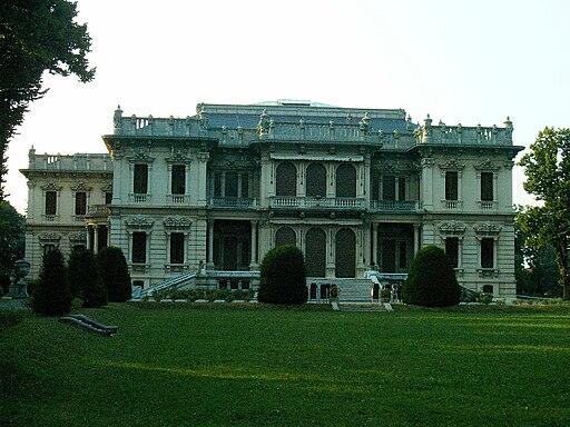 Villa Mazzotti in 2006