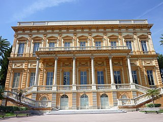 museum in Nice, France