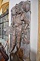 Villach Pfarrkirche St Jakob Grabplatte Georg Khevenhueller 14112014 346.jpg