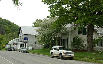 Tunbridge, Vermont - Tunbridge Village Store