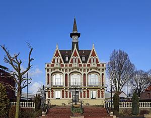 Vimy - Vimy city hall