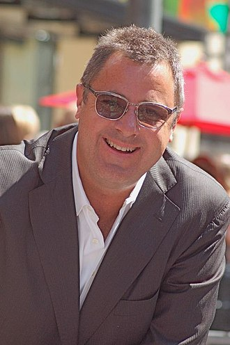 Vince Gill - Gill at a ceremony to receive a star on the Hollywood Walk of Fame in 2012