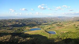 Quíbor - Image: Vista desde Carretera Quibor Cubiro Lara Venezuela