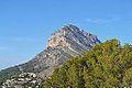 Vista del Montgó des de l'ermita de santa Llúcia, Xàbia.JPG