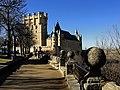 Vista del alcázar de Segovia.jpg