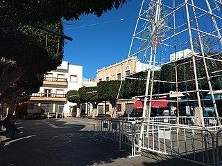 Huércal de Almería Place in Andalusia, Spain