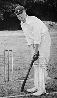 Vivian Crawford English cricketer