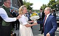 Vladimir Putin at the wedding of Karin Kneissl (2018-08-18) 09.jpg