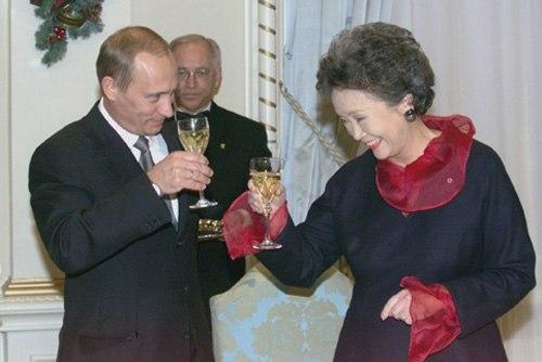 Vladimir Putin in Canada 18-19 December 2000-7