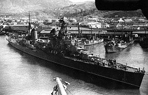 Snake Island (Black Sea) - Image: Voroshilov 1942Batumi