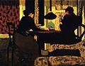 Vuillard-Deux femmes sous la lampe-Musée de l'Annonciade.jpg