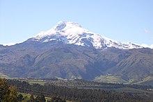 Vulkan Cayambe Ecuador.jpg