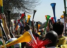 Vuvuzelas Colors