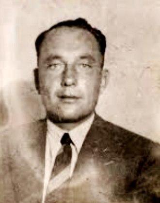 Władysław Łukasiuk - Władysław Łukasiuk before 1939