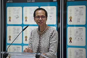 World Intellectual Property Day - An exhibition showing the intellectual property (IP) behind Steve Jobs' innovations opened to the public at WIPO on 30 March 2012 and ran through to World Intellectual Property Day on 26 April 2012. The exhibition tied in with 2012's World Intellectual Property Day theme – 'Visionary Innovators'.