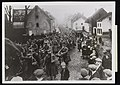 WORLD WAR 1. Soon after the armistice, German troops entered the Province of Lim, Bestanddeelnr 158-0831.jpg