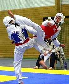 Taekwondo Wikipedia