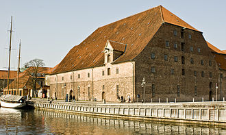 Christian IV's Brewhouse - Image: W bryghus