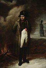 Napoleon przy ognisku