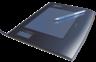 Wacom graphics tablet and pen.png