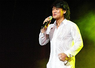 Wakin Chau Taiwanese singer-songwriter and actor