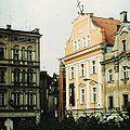 Walbrzych, Rynek, Dom pod Kotwica, lipiec 1993r.jpg