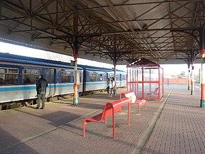 Walkden railway station - Image: Walkden railway station 1