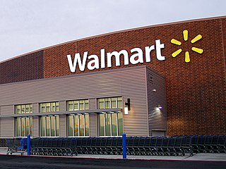 Walmart U.S. discount retailer based in Arkansas