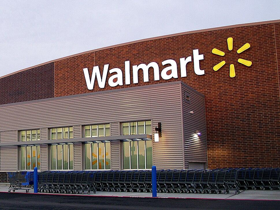 Walmart store exterior 5266815680