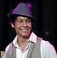 Walter Schneebauer, dancer against cancer 2010.jpg