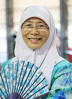 Wan Azizah Wan Ismail Malaysian politician