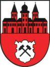 Coat of arms of Johanngeorgenštate