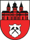 Coat of arms of Johanngeorgenstadt