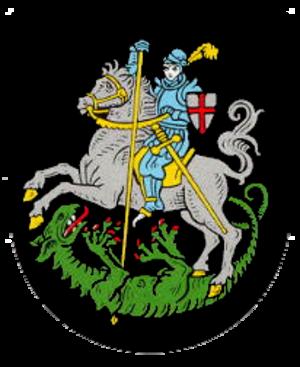 Katzenbach, Germany - Image: Wappen Katzenbach