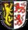 Blazono de la distrikto Neumarkt in der Oberpfalz
