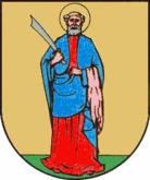 Das Wappen von Markranstädt