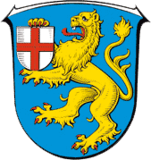 Taunusstein - Image: Wappen Taunusstein