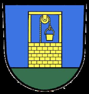 Tiefenbronn - Image: Wappen Tiefenbronn