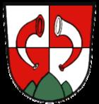 Das Wappen von Triberg im Schwarzwald