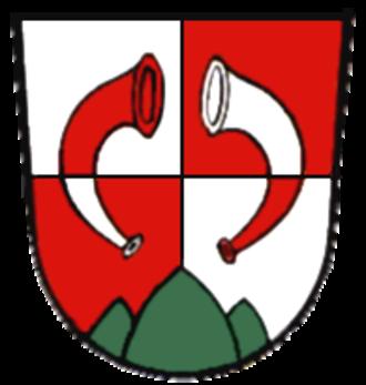 Triberg im Schwarzwald - Image: Wappen Triberg im Schwarzwald