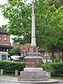 War Memorial, Newark Road, Lincoln, England - DSCF1421.JPG