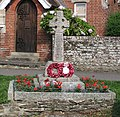 War Memorial, Slinfold - geograph.org.uk - 235149.jpg