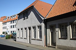 Molkenstraße in Warendorf